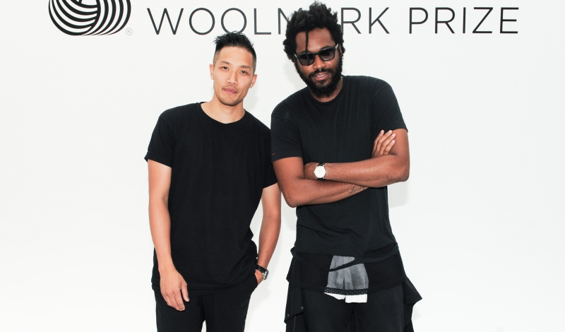 The International WOOLMARK Prize USA Regional Awards 2014