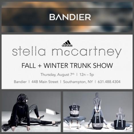 Adidas by Stella McCartney Trunk Show @ Bandier | Southampton | New York | United States
