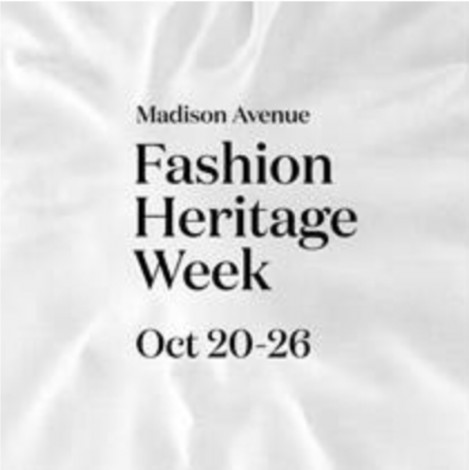 Madison Avenue Fashion Heritage @ New York | New York | United States