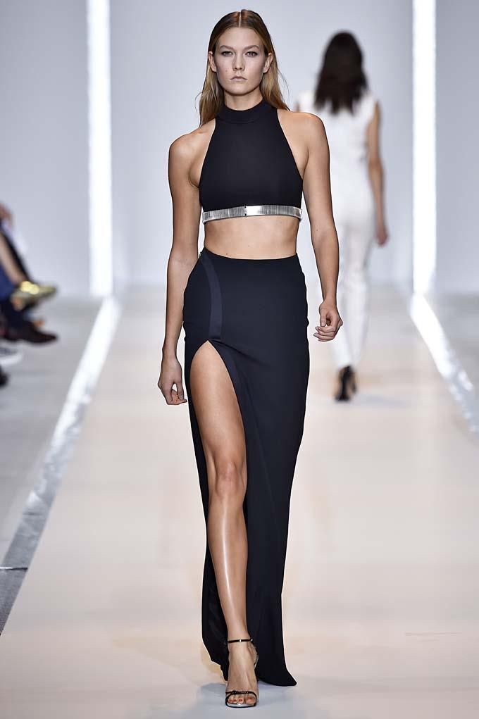 Karlie Kloss Fashion Show