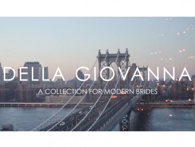 Della Giovanna - Bridal Week