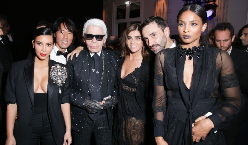 [EXCLUSIVE] CR FASHION BOOK ISSUE N.5 LAUNCH PARTY BY CARINE ROITFELD AND STEPHEN GAN