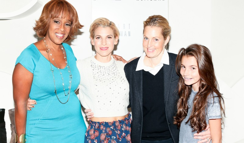 STUART WEITZMAN and Jessica Seinfeld Celebrate the Launch of BABY BUGGY Collection