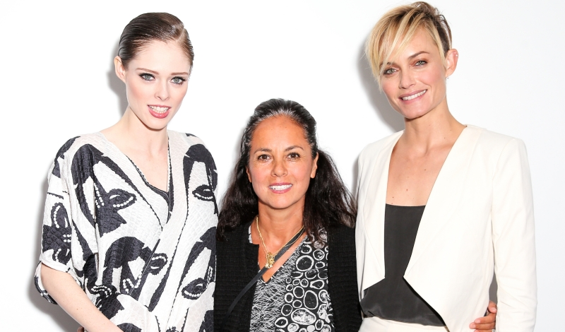2014 CFDA/Lexus Eco-Fashion Challenge Announcement Luncheon