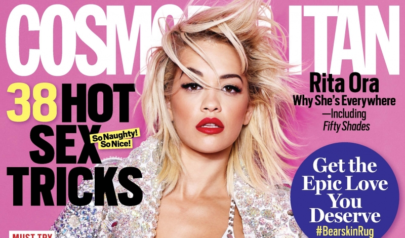 Cosmo Dec '14 Cover