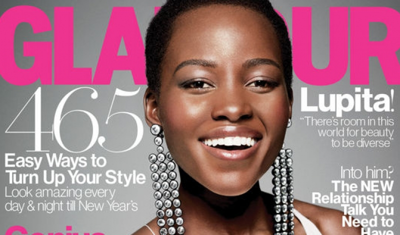 Glamour December 2014 Cover