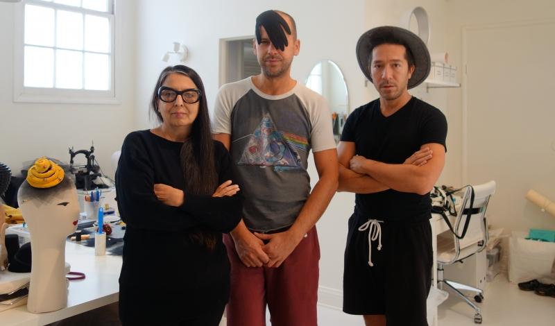 Montez, Claude & Brian