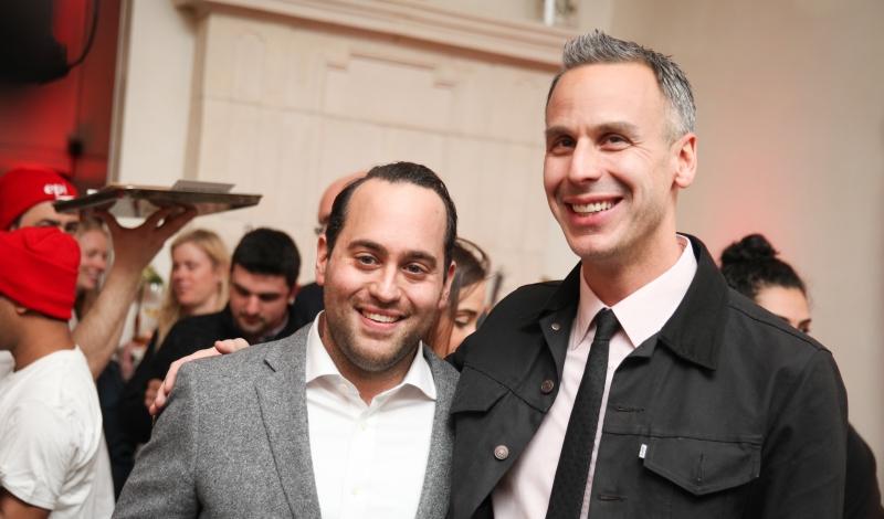 Eric Gillen and Adam Rapoport
