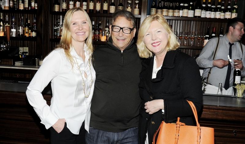Susan Duffy, Stuart Weitzman, Brandusa Niro