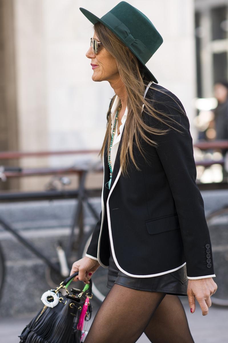 MILAN FASHION WEEK #MFW Street Style – DAY ONE