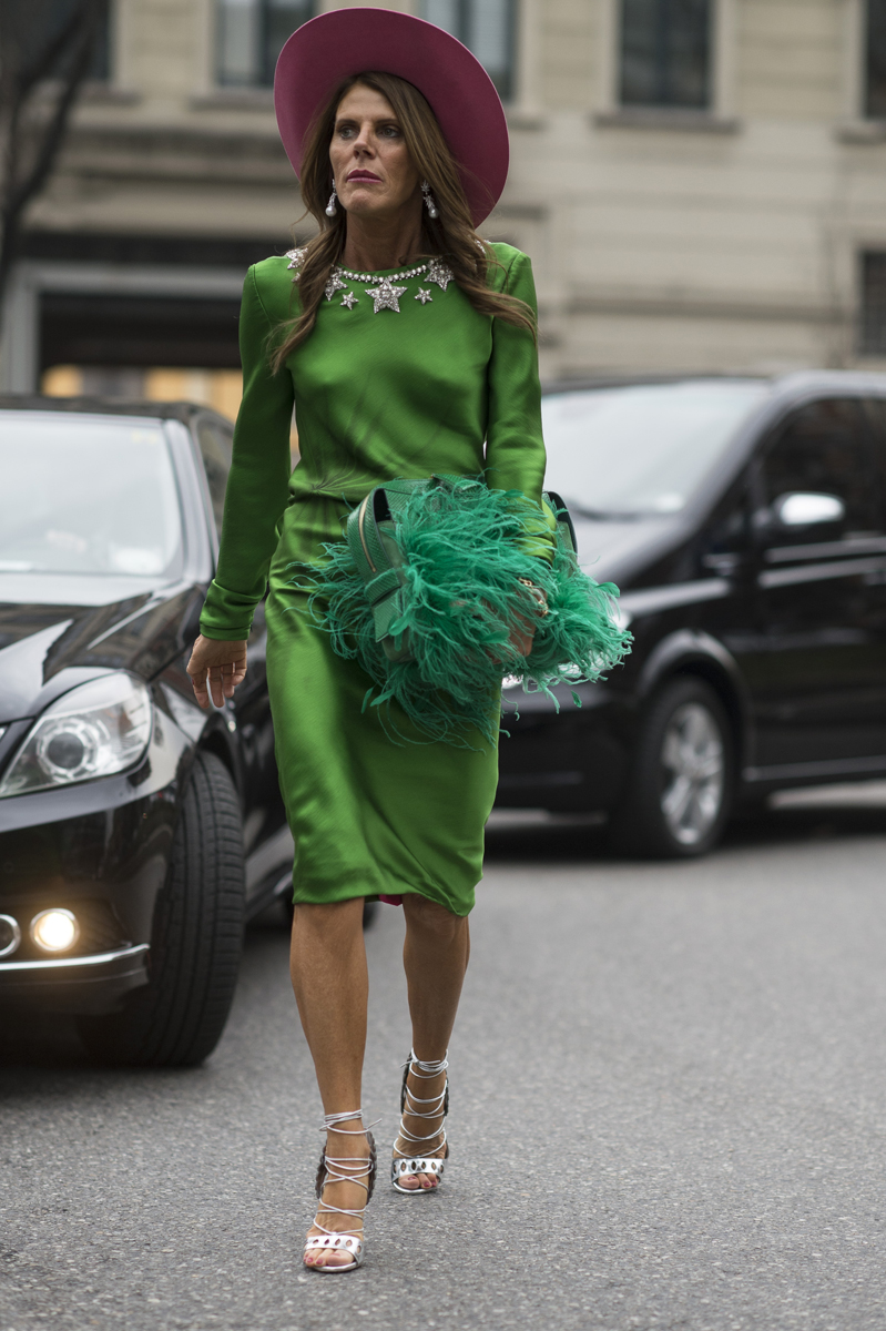 MILAN FASHION WEEK #MFW Street Style – DAY THREE