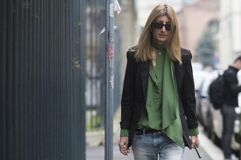 MILAN FASHION WEEK #MFW Street Style – DAY FOUR