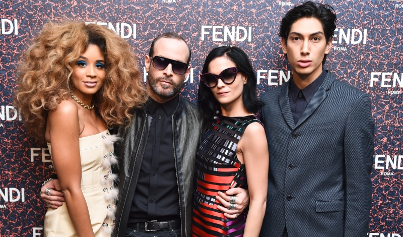 FENDI and Thierry Lasry Capsule Collection Launch