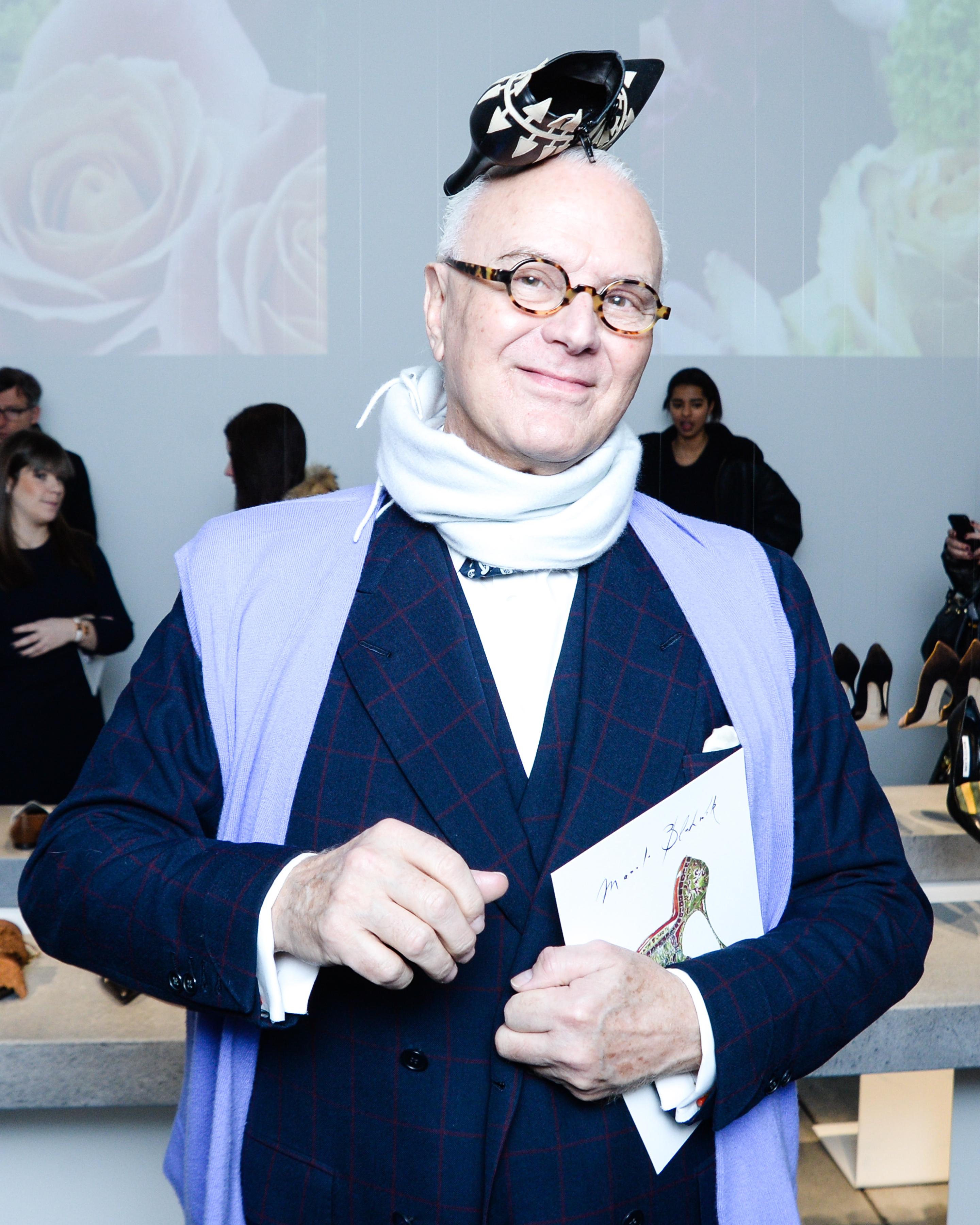 Manolo Blahnik Ivory And Black Cap Toe Guingla Diamond: Manolo Blahnik Designer