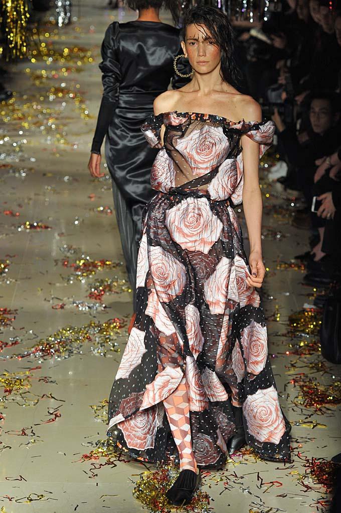 Vivienne WestwoodParis RTW Fall Winter 2015 March 2015