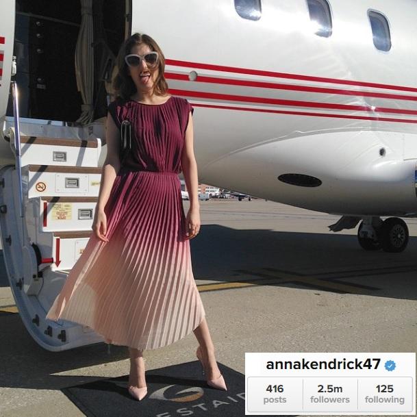 Anna Kendrick Wearing Prada