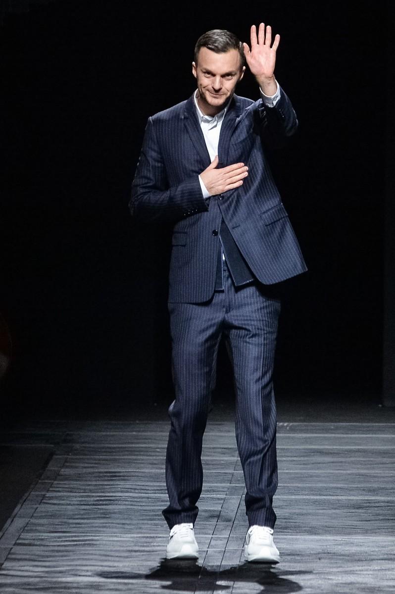 Dior Homme : Runway – Paris Fashion Week – Menswear F/W 2015-2016