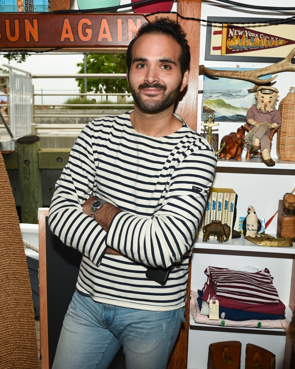 NET-A-PORTER and MR PORTER Celebrate Summer and Same-Day Delivery to the Hamptons at Grand Banks