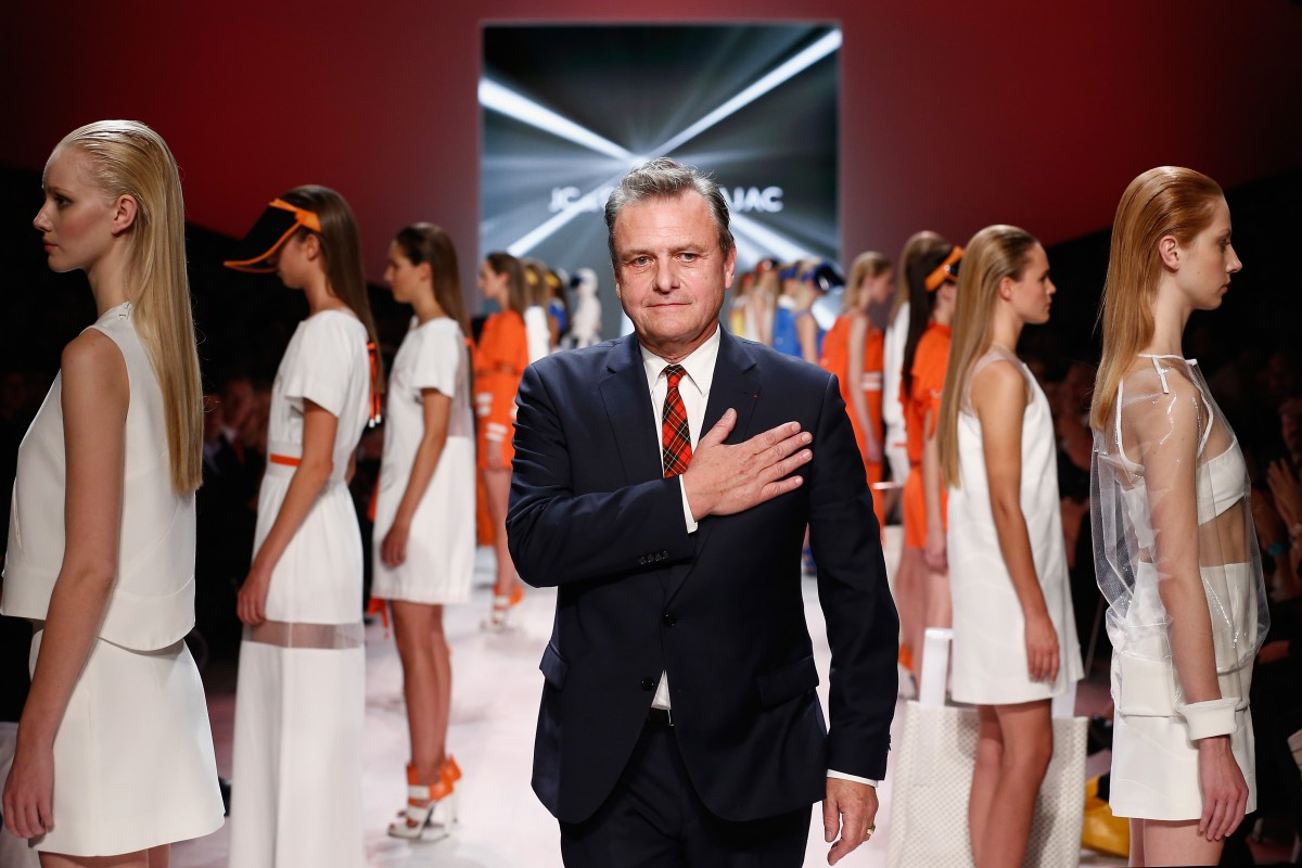 JC de Castelbajac – Mercedes-Benz Fashion Days Zurich 2014