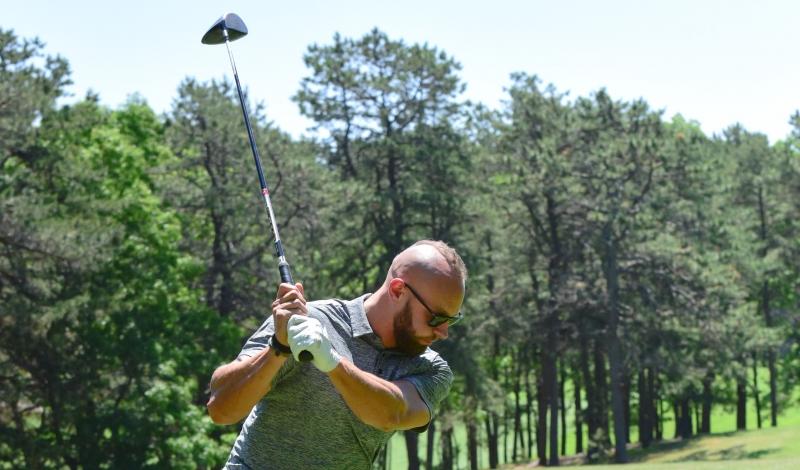 Mark Herzlich Golf