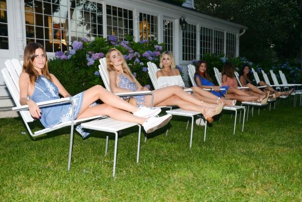 Gala Gonzalez, Sonya Esman, Jacey Duprie, Alexandra Pereira, Aimee Song, Raissa Gerona