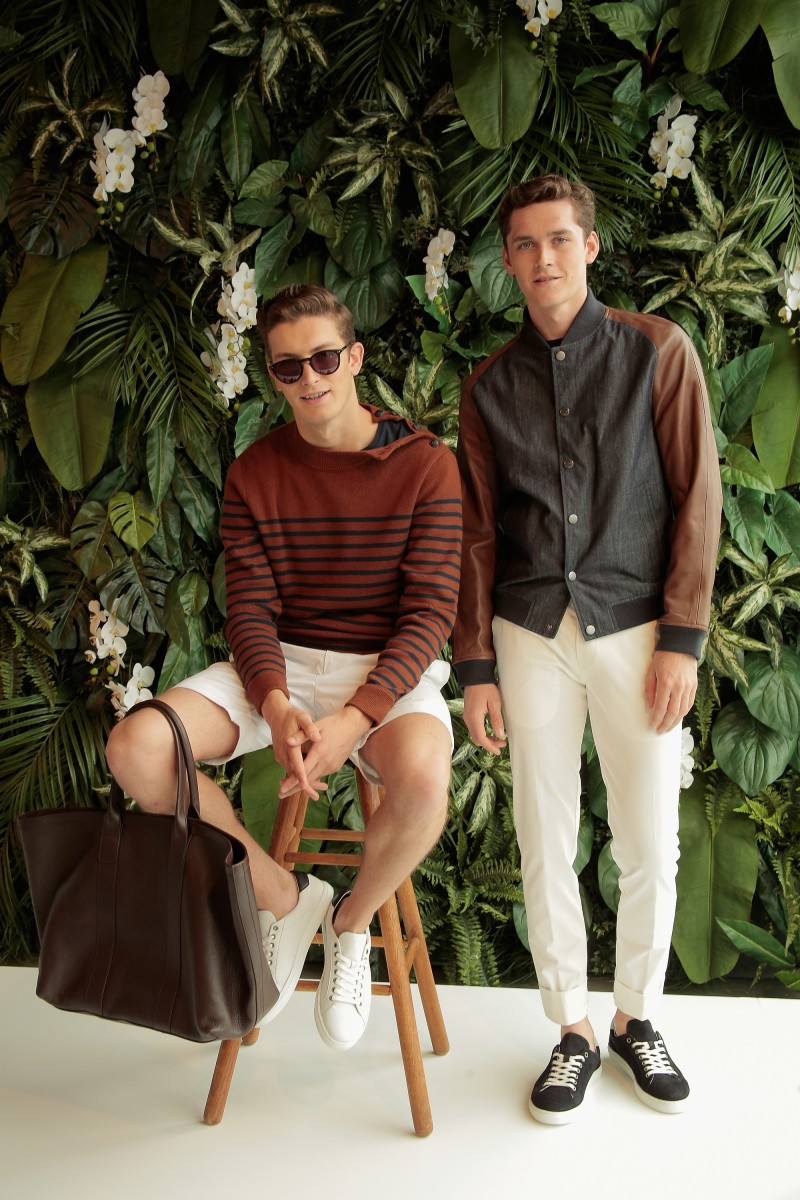 Tommy Hilfiger Spring 2016 Men's Tailored Collection Presentation – Presentation