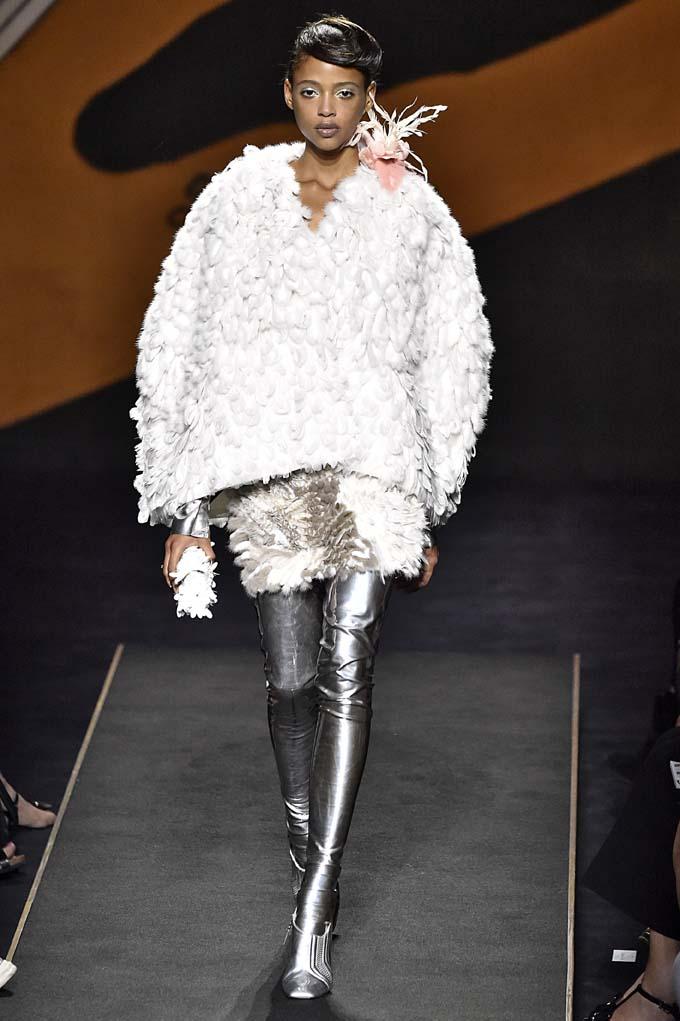 Fendi Haute Couture Fall Winter 2015 July 2015