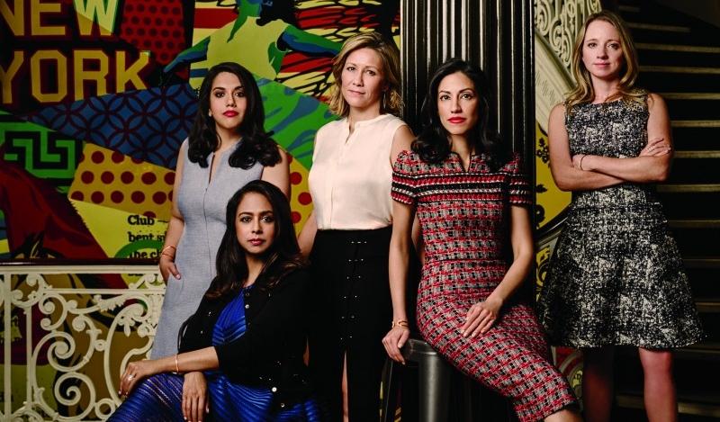 Photo 1-Nangia, Harris, Renteria, Abedin, Dowd