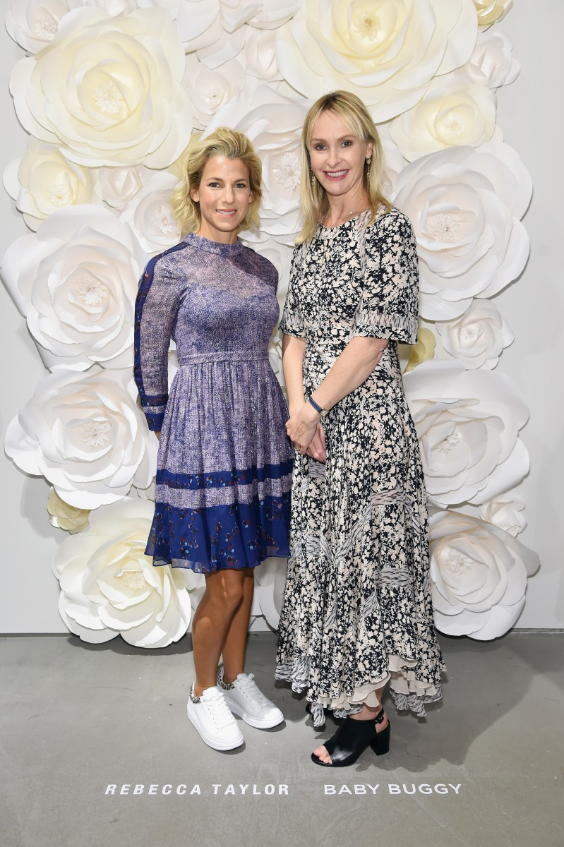 Jessica Seinfeld & Rebecca Taylor Shopping Event in Support of Baby Buggy