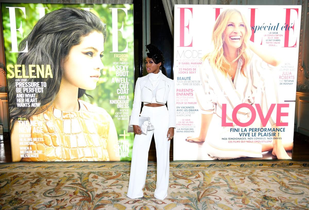ELLE US & ELLE FRANCE: ANNIVERSARY CELEBRATION IN PARIS