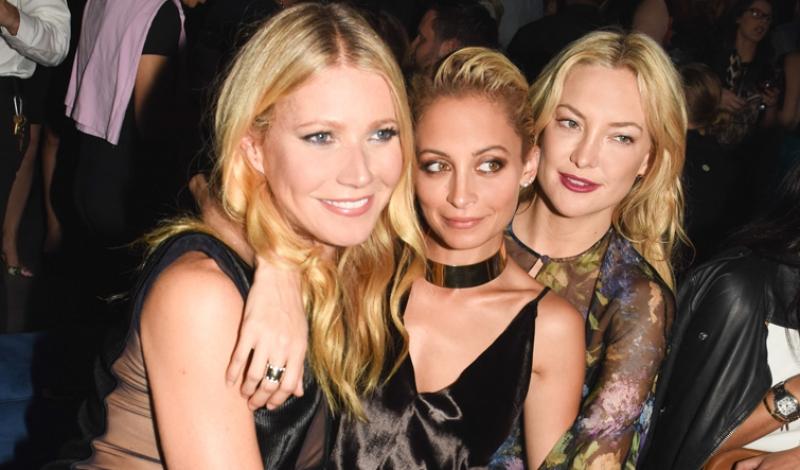 Kate Hudson, Nicole Richie, Gwyneth Paltrow