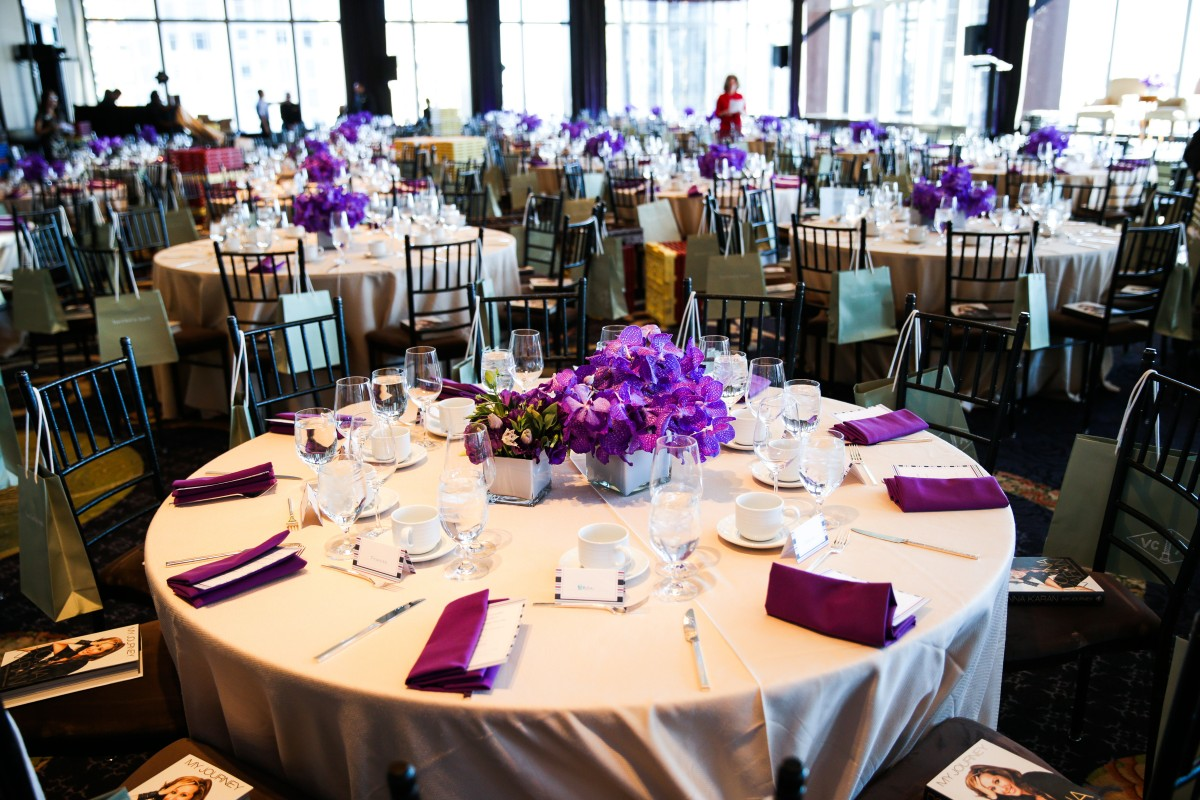 CENTRAL PARK CONSERVANCY'S Annual Fall Luncheon