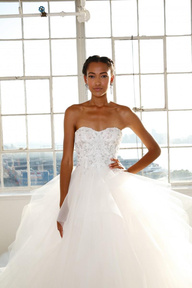 Marchesa, Backstage, Bridal Fall 2016, October 2015