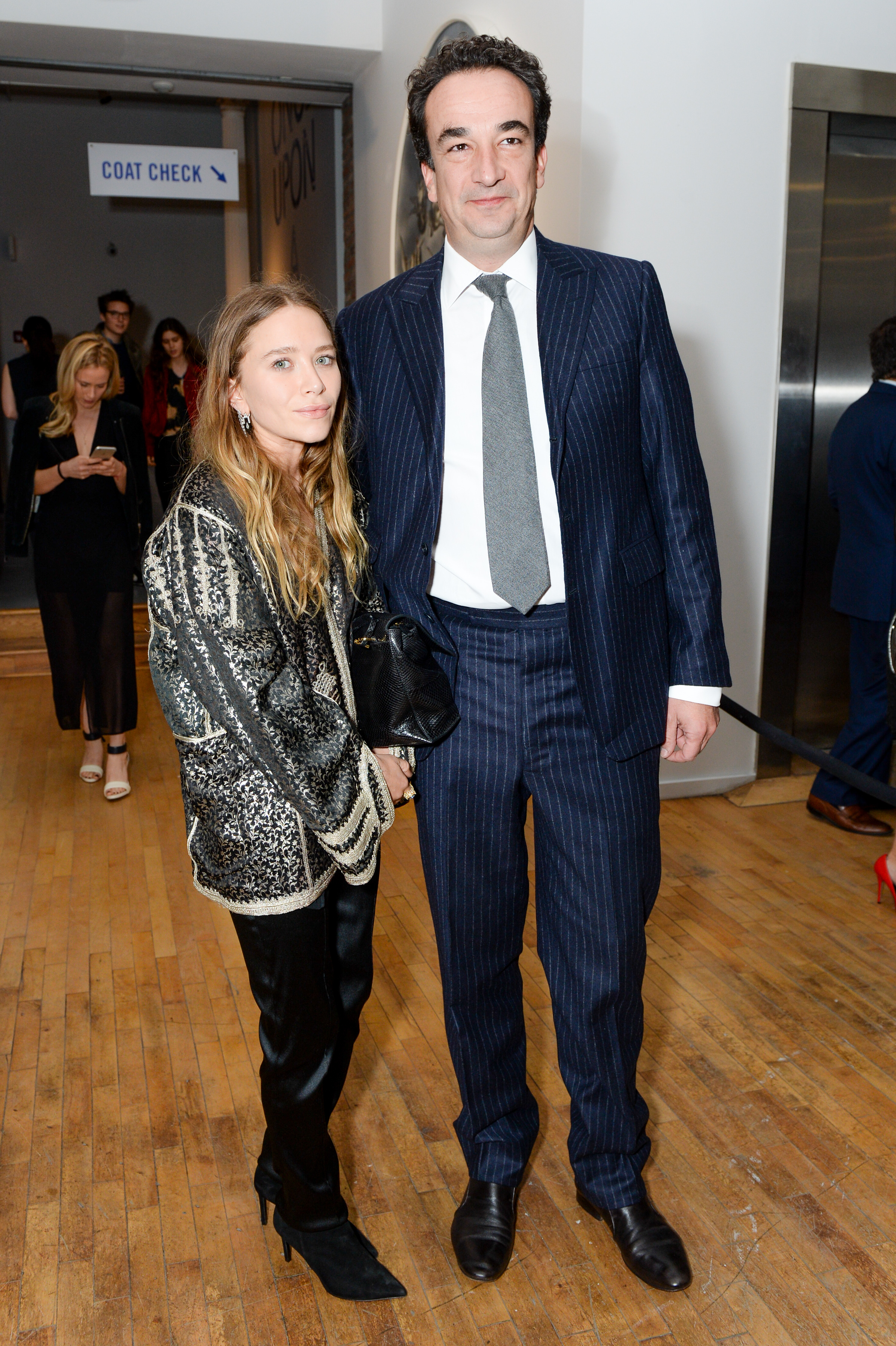 Mary-Kate Olsen Got Married - Daily Front Row