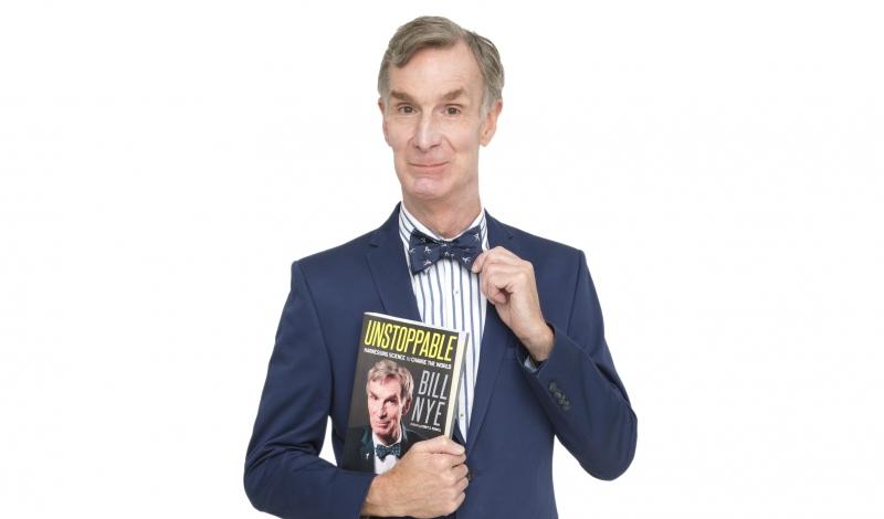 Bill Nye Fashion Week Video