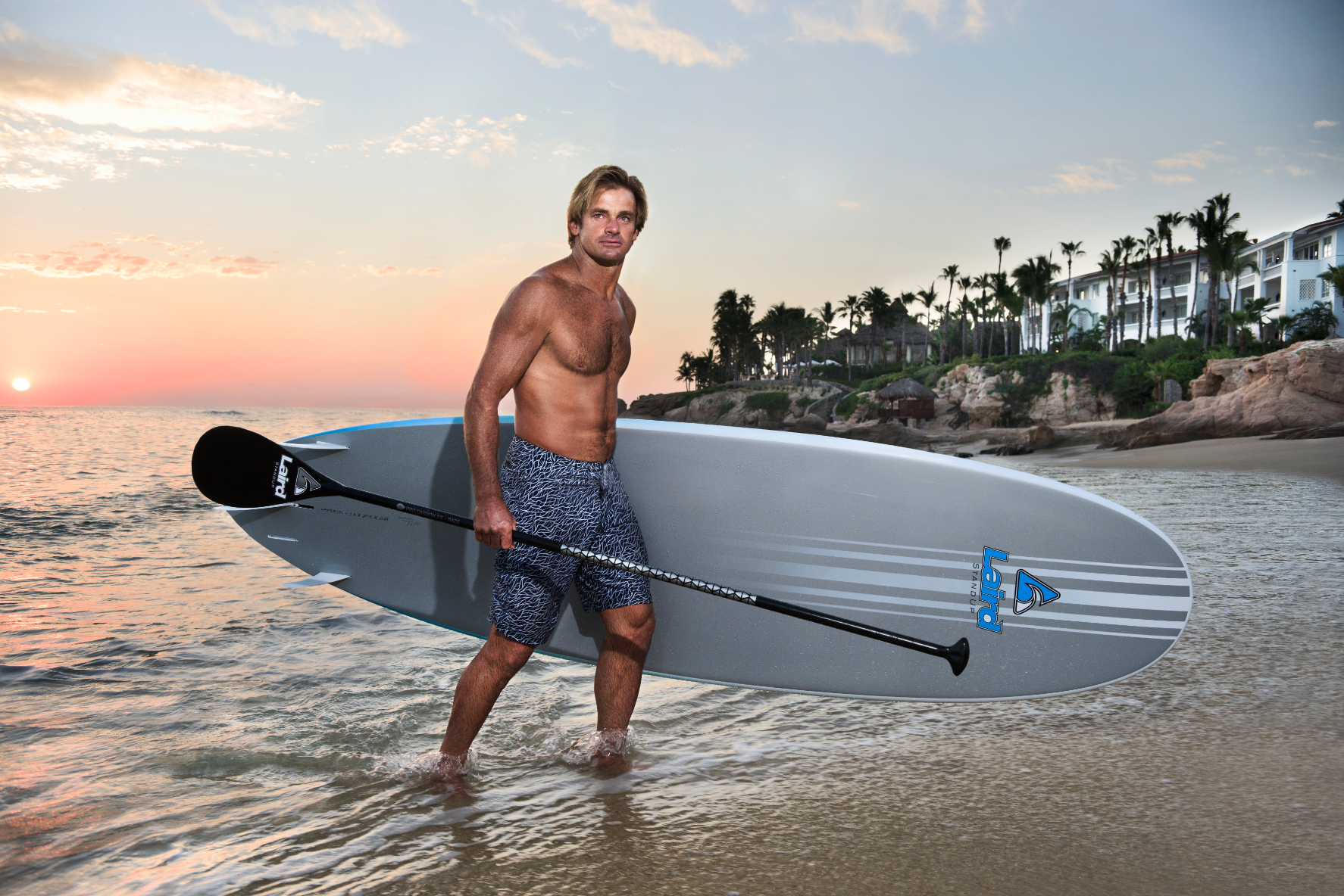 How To Nail The Laird Hamilton Look Daily Front Row