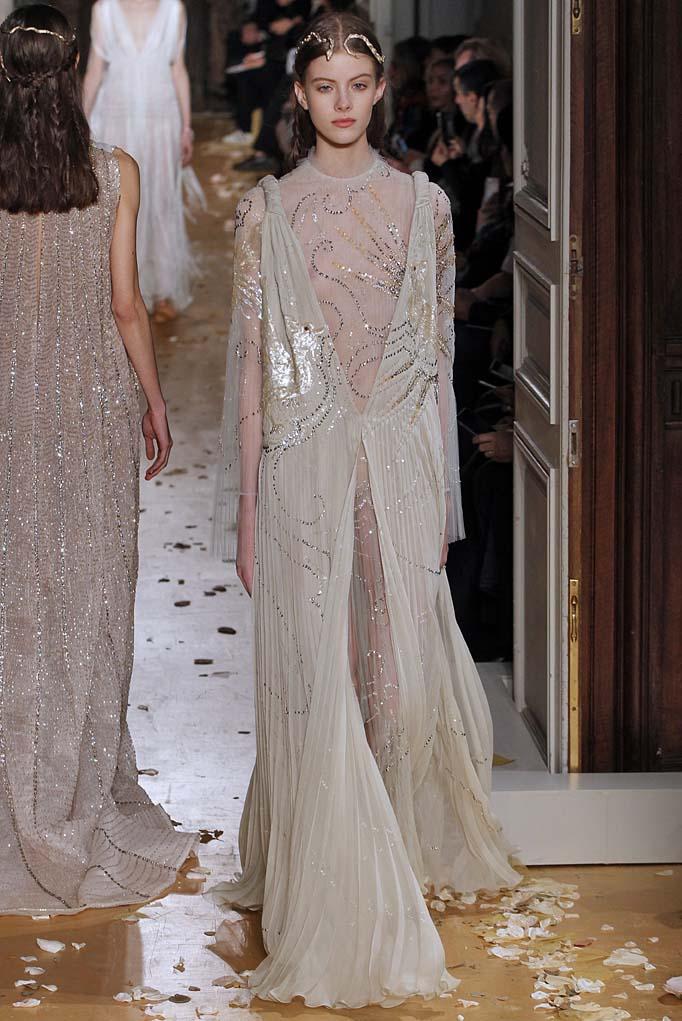 Valentino Paris Haute Couture Spring Summer 2016 January 2016
