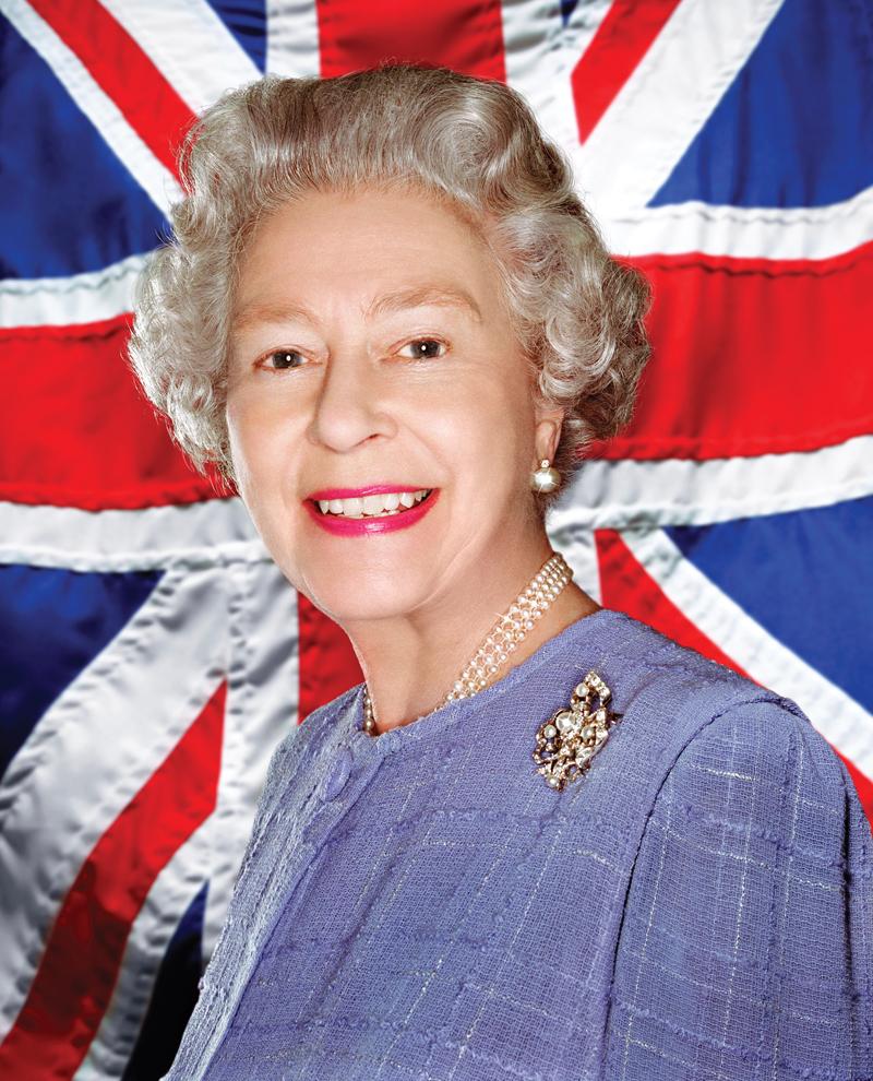 фото королевы англии елизаветы 2 в молодости