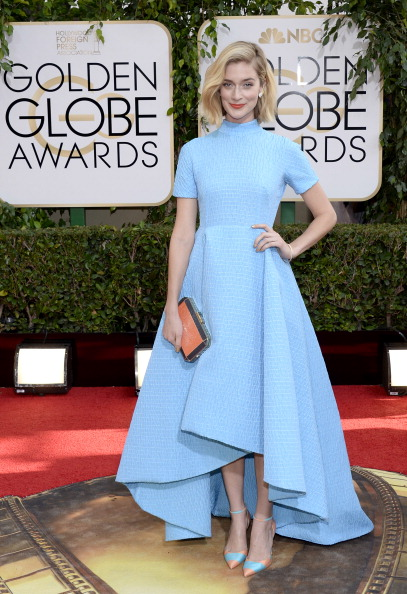 "NBC's ""71st Annual Golden Globe Awards"" – Arrivals"