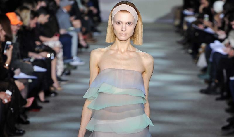 Designer:  Marc JacobsNew York Fashion Week, Fall 2014- February 2014