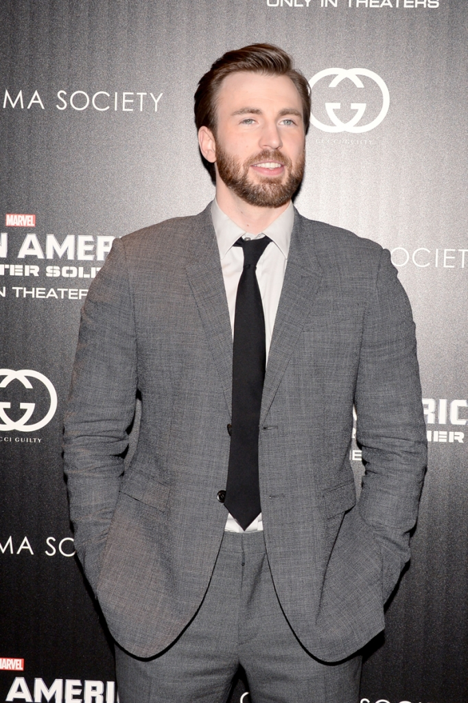 "The Cinema Society & Gucci Guilty host a screening of Marvel's ""Captain America: The Winter Soldier"""
