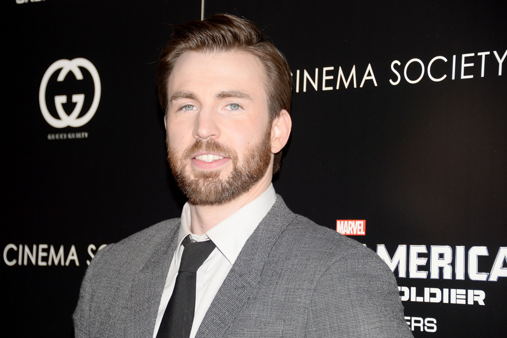 """The Cinema Society & Gucci Guilty host a screening of Marvel's """"Captain America: The Winter Soldier"""""""