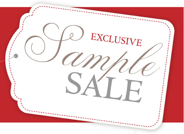 Ernest Alexander Sample Sale @ New York | New York | United States