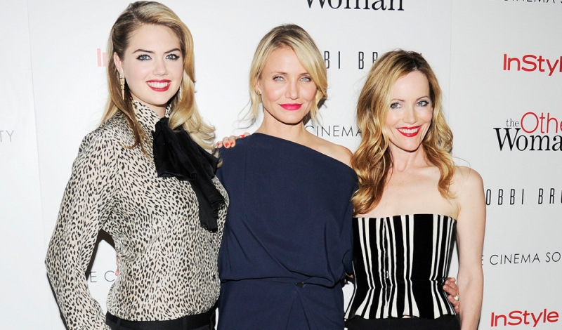 "The Cinema Society & Bobbi Brown with InStyle host a screening of ""The Other Woman"""