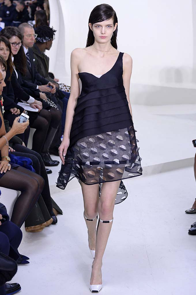 Christian DiorHaute Couture Spring Summer 2014 Paris January 2014