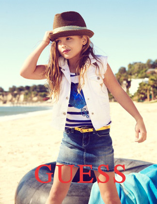 Oscar de la Renta Childrenswear Spring/Summer 15 Trunk Show @ Southampton | New York | United States