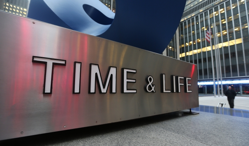 Time Inc. To Layoff Six Percent Of Staff