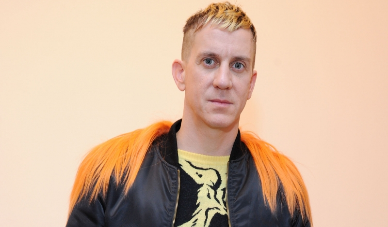 Jeremy Scott - Front Row - MADE Fashion Week Fall 2014