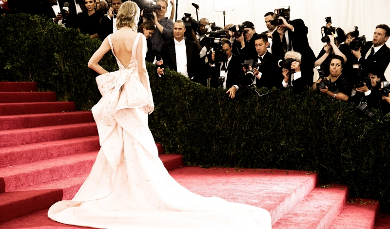 """Charles James: Beyond Fashion"" Costume Institute Gala - Candids"