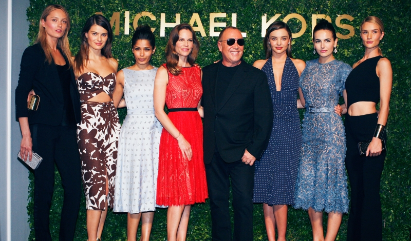 The Michael Kors Jet Set Experience, Shanghai 2014 - Party